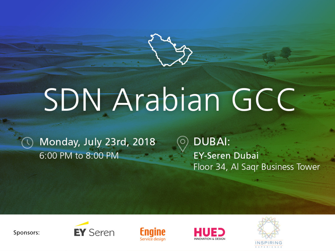 SDN Arabian GCC Preview Event, Dubai