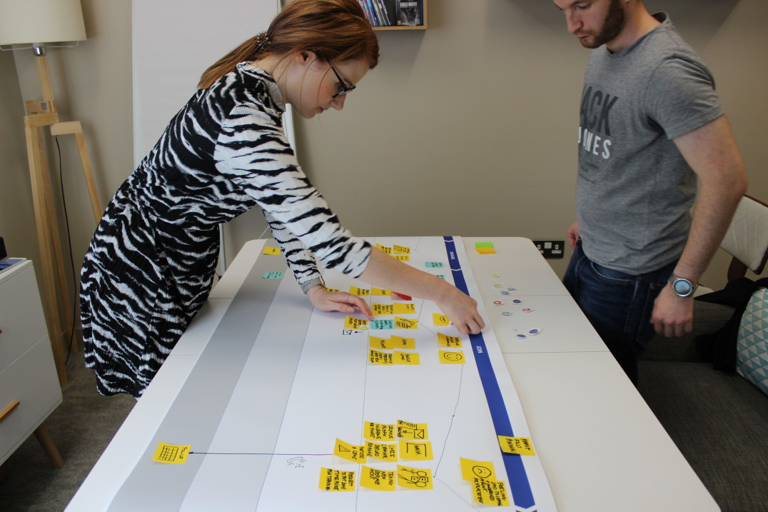 Spotless mapping the employee experience blueprint