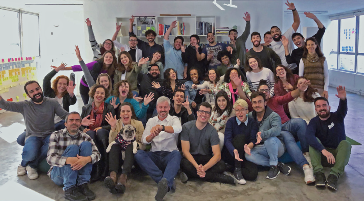 Livework São Paulo has been open for business since 2010 and have been responsible to take Service Design to the biggest and most important organisations in Brazil --