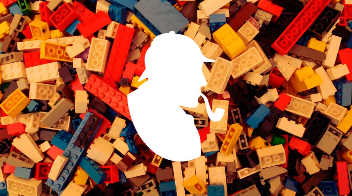 Sherlock, LEGO e o Service Design -- Lessak