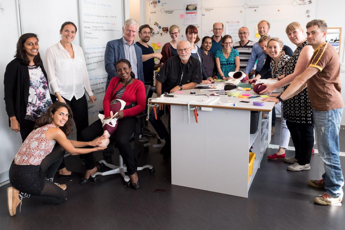 People in our team -  -- Laerdal Global Health