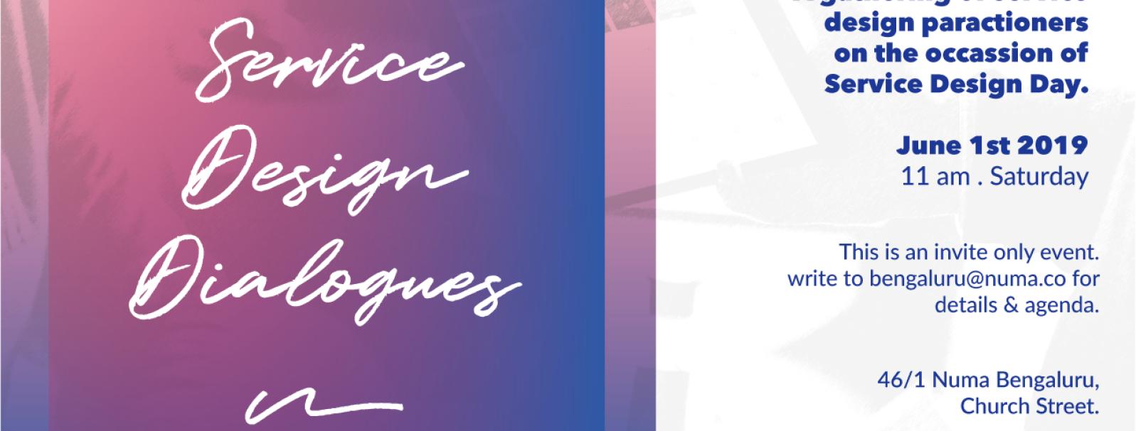 Service Design Dialogues