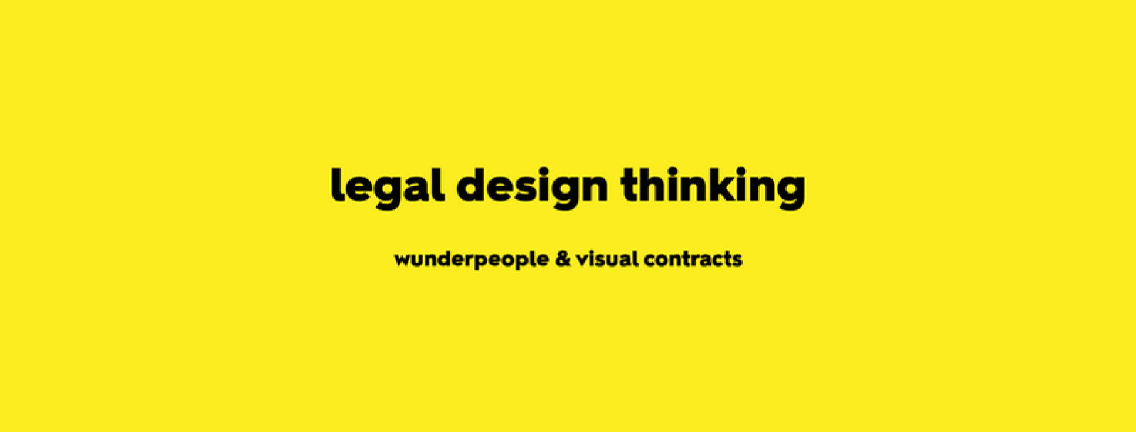 Legal Design Thinking network