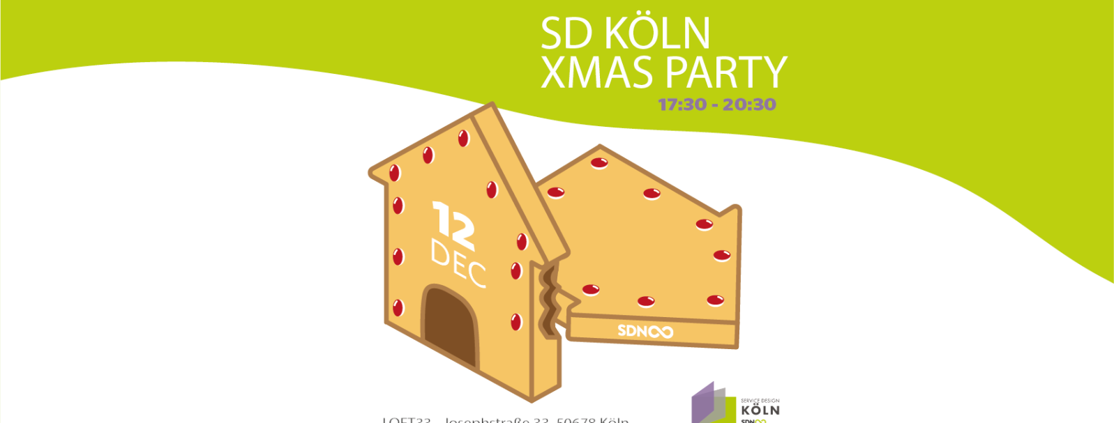 SD Köln XMAS Party