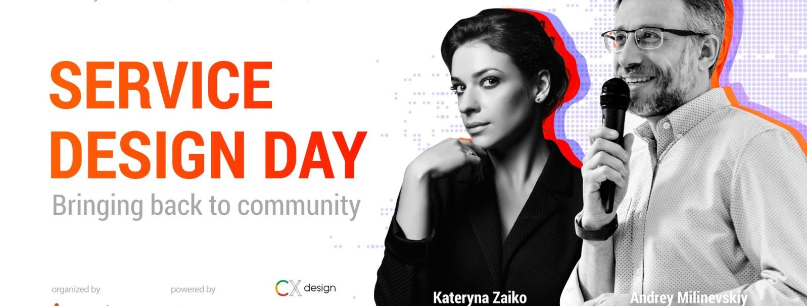 Service Design Day - Bringing back to community