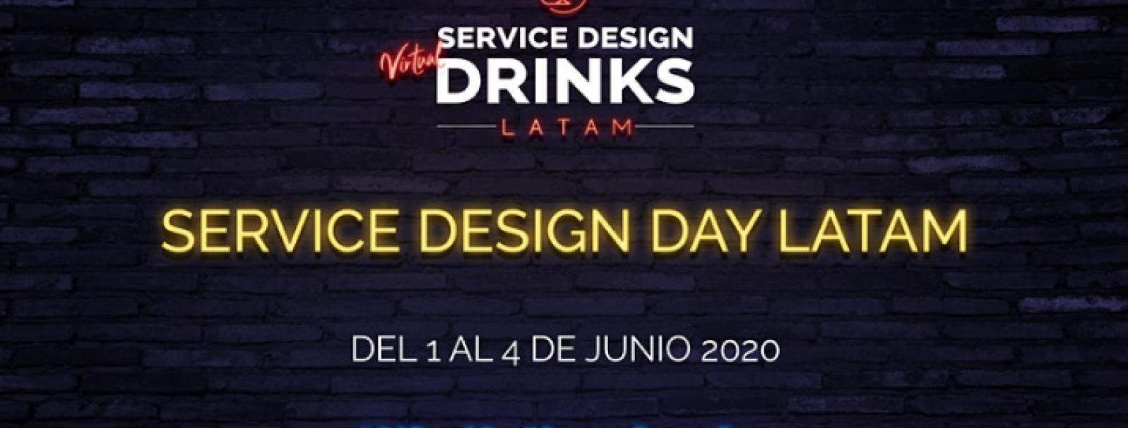 Service Design Drinks LATAM