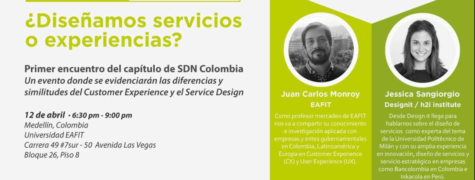 ¿Diseñamos Servicios o experiencias?
