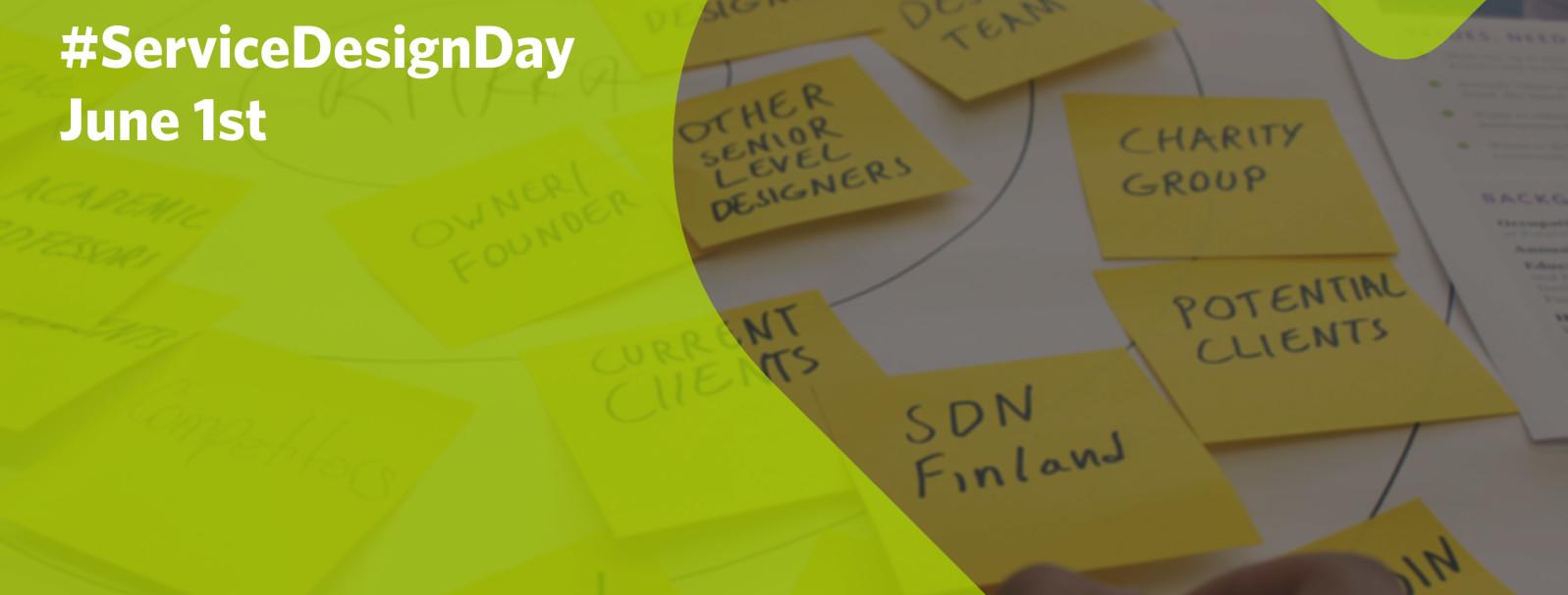 Service Design Day 1.6. at Kuudes