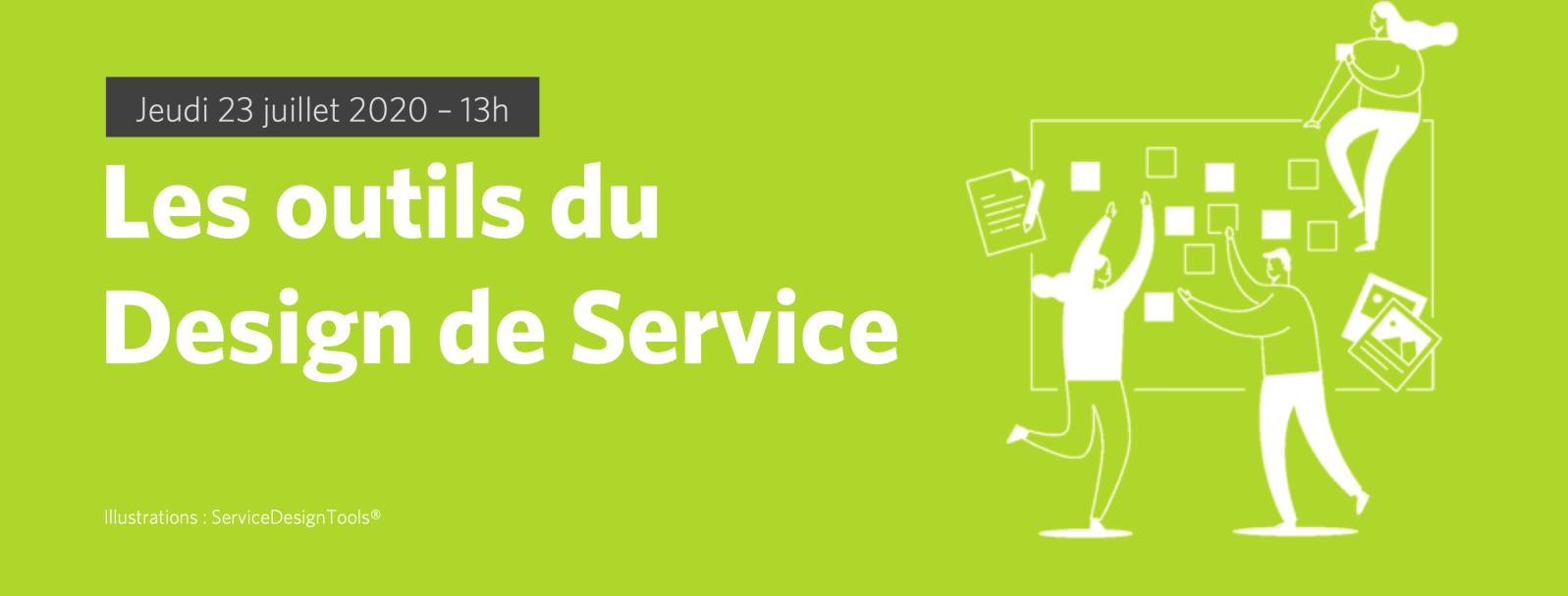 [Meetup] Les outils du Design de Service