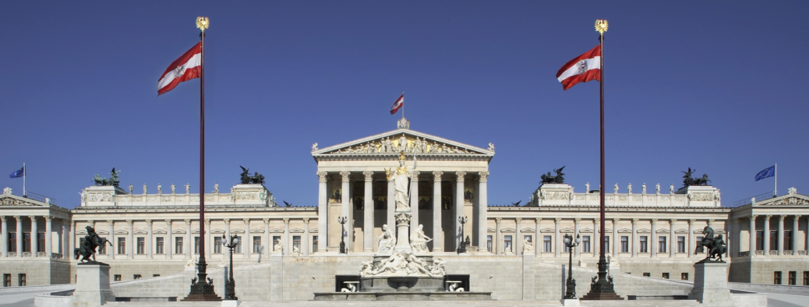 Save the Date: Pop Up SDN - Österreichisches Parlament