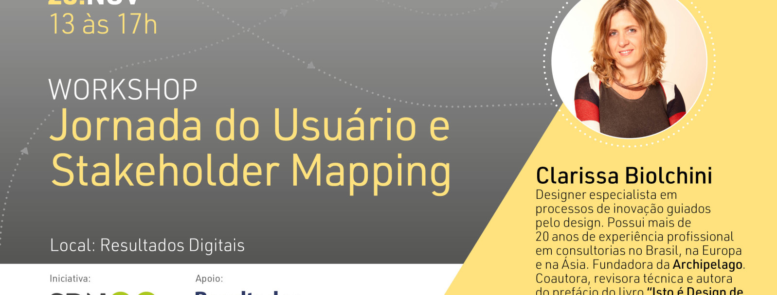 Workshop - User journey and stakeholder mapping