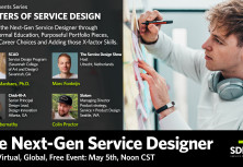 The Next-Gen Service Designer: Formal Education, Portfolio, Career Management...