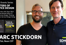 Masters of Service Design: Marc Stickdorn - Live Interview and Open Q&A!