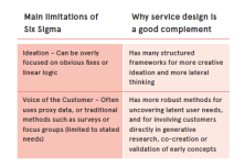 Quantifying the Variability Inherent in Services
