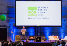 Celebrating the Service Design Award Winners of 2016!
