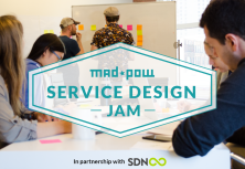 The Mad*Pow Service Jam