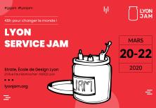 [Annulé] Lyon Service Jam 2020