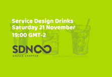 Service Design Drinks Greece