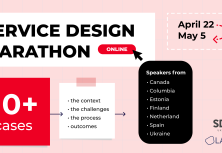 Service Design Marathon. S-D Cases from Across the Globe