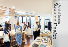 School of Design Open Day for Service Design MA (26 Oct 19)