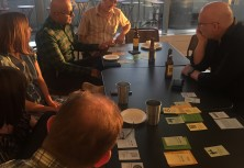 Reflections on the event, Design Game Night