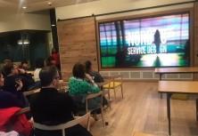 Nordic Service Design Film Screening at CapitalOne Cafe