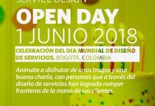 Service Design - Open Day
