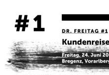 Dr. Freitag #1: Customer Journeys