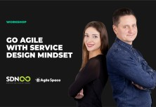 Go Agile with Service Design Mindset
