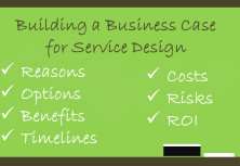 Making a Business Case for Service Design (20:30 to 22:00 IST)