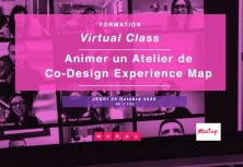 TRAINING EXPERIENCE MAP & MURAL : Atelier Experience Mapping en remote