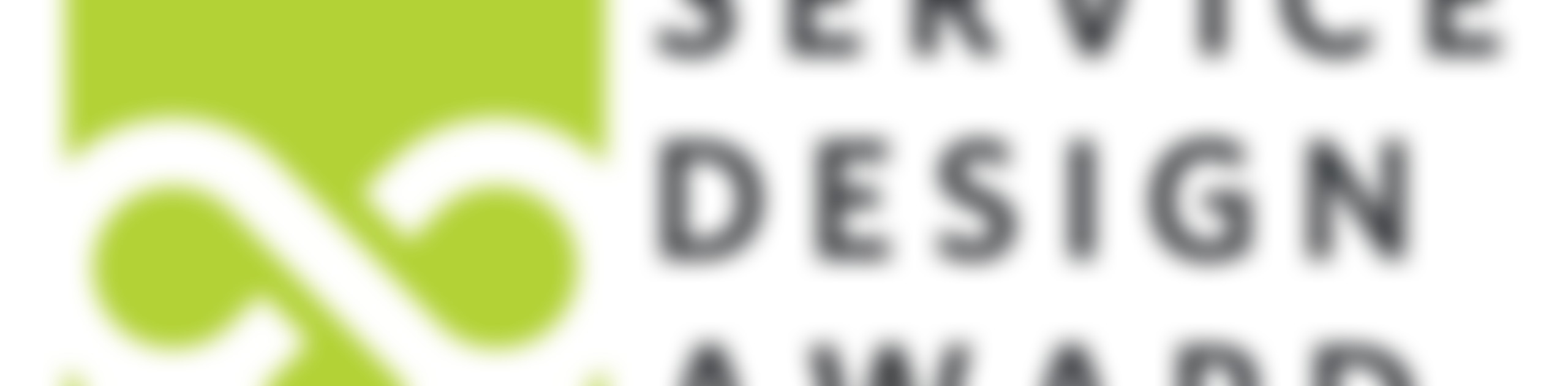 Service Design Award 2020: Finalists Selected