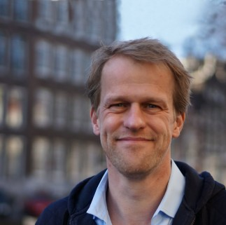 Arne van oosterom from Design Thinkers, Amsterdam --