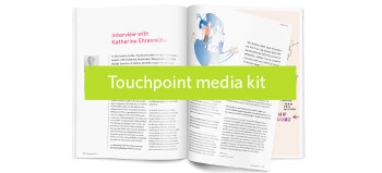 Touchpoint Journal: Media Kit