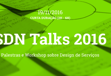 SDN Talks of SDN chapter Brazil 2016