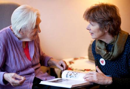 Volunteer Service for Nursing Home Residents Reimagines Social Care System