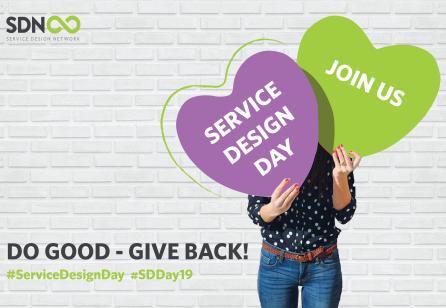 Find a Service Design Day 2019 event near you!