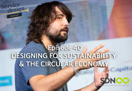Episode 40: Tom Szaky at SDGC19