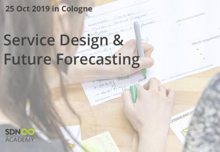 (Cologne) Service Design and Future Forecasting