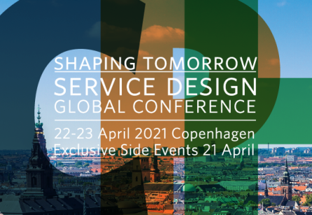 Service Design Global Conference Copenhagen 2021