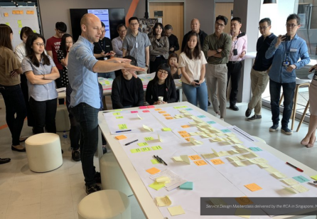 Service Design Masterclass – Transforming Businesses and Organisations