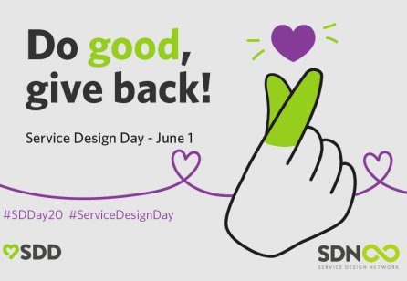 Service Design Day Activities 2020