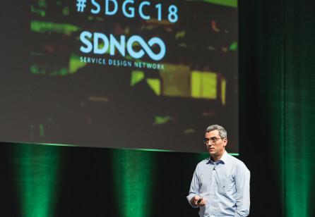SDGC18 | Mauricio Manhães: Three Overarching Perspectives for SD