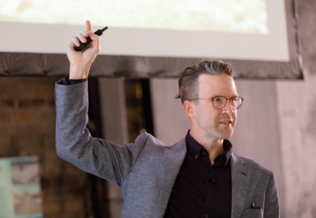 Epsiode 39: John Powell at the Service Design Global Conference