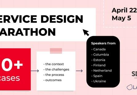 Service Design Marathon