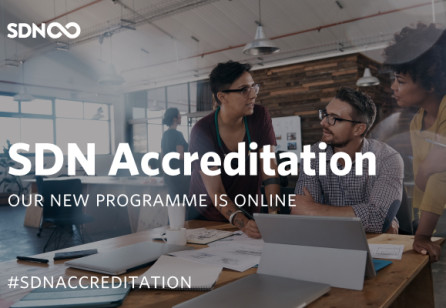 SDN Accreditation developments – our new programme is online!