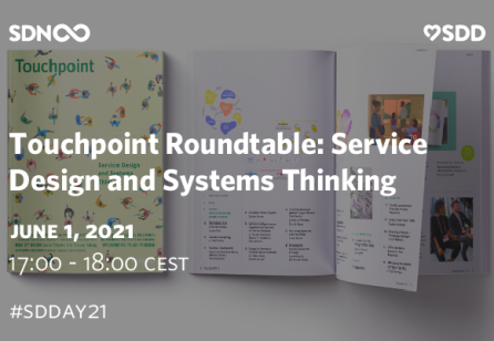 Service Design Day - Touchpoint Roundtable: Service Design and Systems Thinking