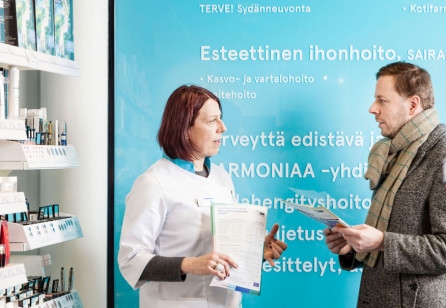 The People's Pharmacy Adopts New Approach in Finnish Healthcare Market
