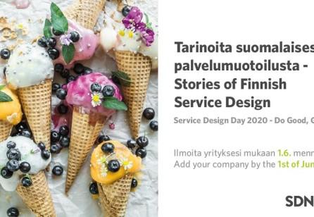 Stories of Finnish Service Design