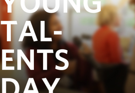 Join Young Talents Day at SDGC16